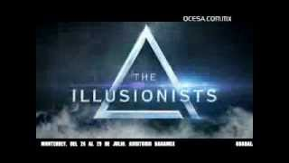 THE ILLUSIONISTS - 8 MAGOS
