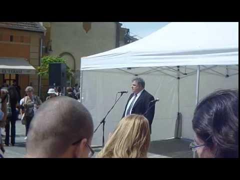 170 éves a Budapest-Vác vasútvonal. �nnepi köszönt�vel emlékeztek meg június 15-én, Budapesten a Nyugati pályaudvar Királyi Várójában a 170 éve átadott els� magyar Pest�Vác...