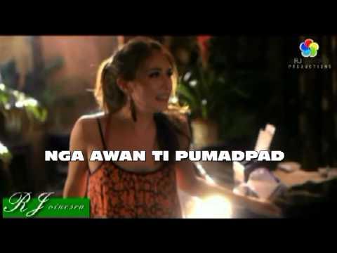 Kas Kadagsen Iti Krus  - Ilocano Song Karaoke videoke video
