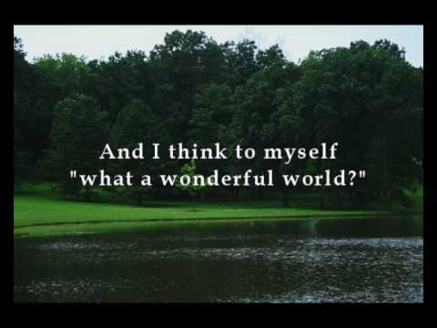 Sarah Brightman - What a wonderful world.wmv