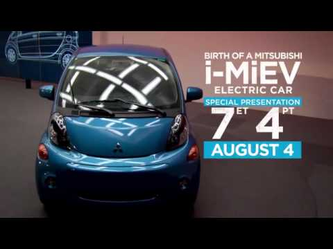 Discovery Channel Preview - The Birth of the Mitsubishi i-MiEV,Mitsubishi