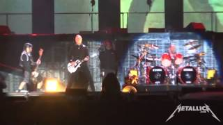 Metallica - The Frayed Ends of Sanity - [Crazy Editing] - Helsinki - 2014