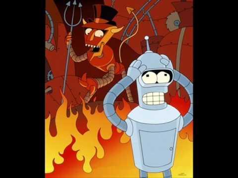 Futurama - Robot Hell Song