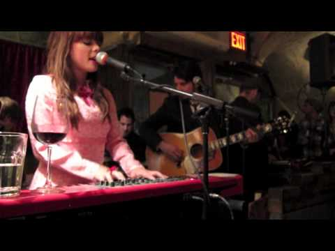 Everything At Once By Lenka - Live At Vivo In Vino, Nyc 2010 video