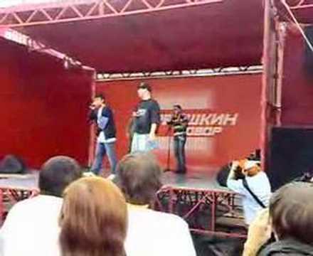 01052013 прошел shotgunbattle 4 - фристайл рэп батл без ограничений, рамок и правил!