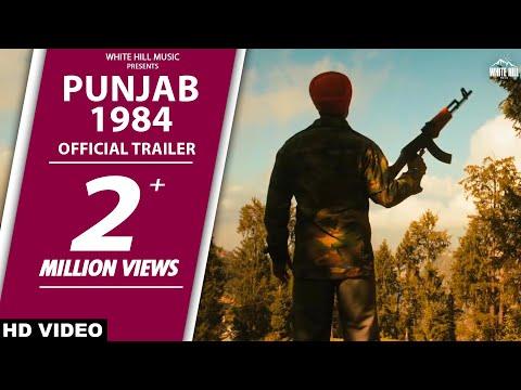 Trailer | Punjab 1984 | Diljit Dosanjh | Kirron Kher | Sonam...