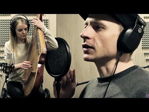 Василь Михайлюк - Черемшина  український гурт  B&B project  та Лёша Че  (бандура,баян та бітбокс)