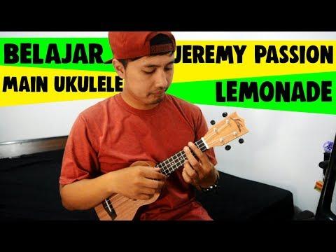 Jeremy Passion - Lemonade ( Ukulele Version ) - music playlist