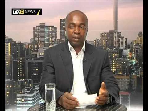 Ike Anyene speaks on death of Nigerian in  South African Police custody