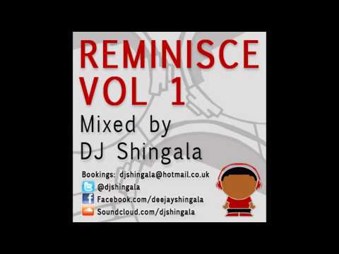Reminisce Vol 1 - Best Hip Hop Rap R&b Of 2000's Mix (1997 - 2007) - Dj Shingala video