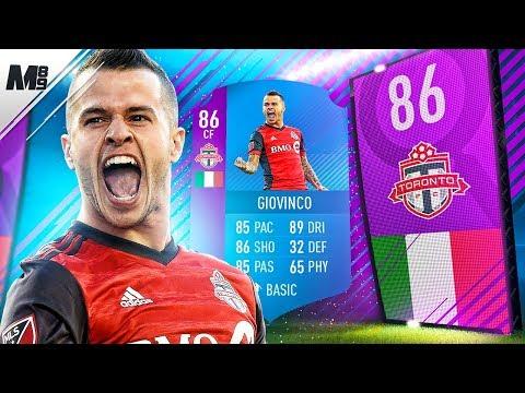 FIFA 18 SBC GIOVINCO REVIEW | 86 SBC GIOVINCO PLAYER REVIEW | FIFA 18 ULTIMATE TEAM