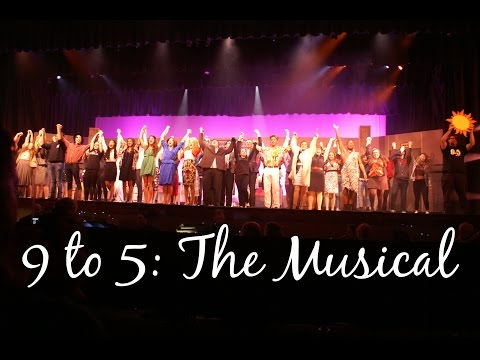 ✿~ 9 to 5: The Musical Toms River High School North ~✿