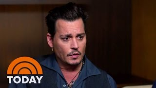 Johnny Depp: When Acting, 'The Last Thing I Want To Look Like Is Myself' | TODAY