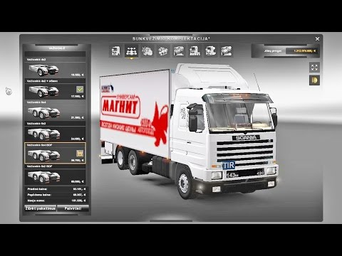 Scania 143M ETS2 +Download (Euro Truck Simulator 2)