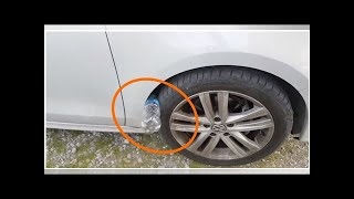 Download Lagu Warning! Horrible New Trick: If You See Plastic Bottle On Your Tire, You Are At Risk Gratis STAFABAND
