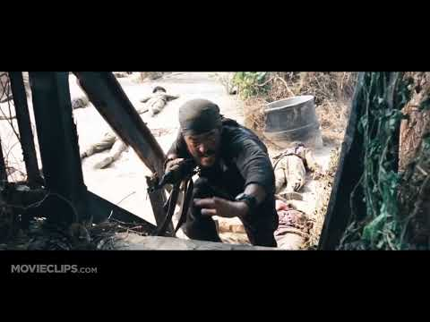 Rambo (10/12) Movie CLIP - .50 Caliber Rescue (2008) HD