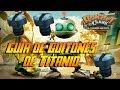 Guía de Guitones de Titanio de Ratchet & Clank El Tamaño Importa