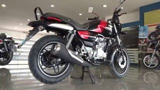 #Bikes@Dinos: Bajaj V15 First Ride Review, Walkaround (White and Black colours)
