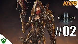 Diablo 3: Reaper Of Souls - Ultimate Evil Edition Part 2 Full Playthrough   XBOX ONE X 1080p
