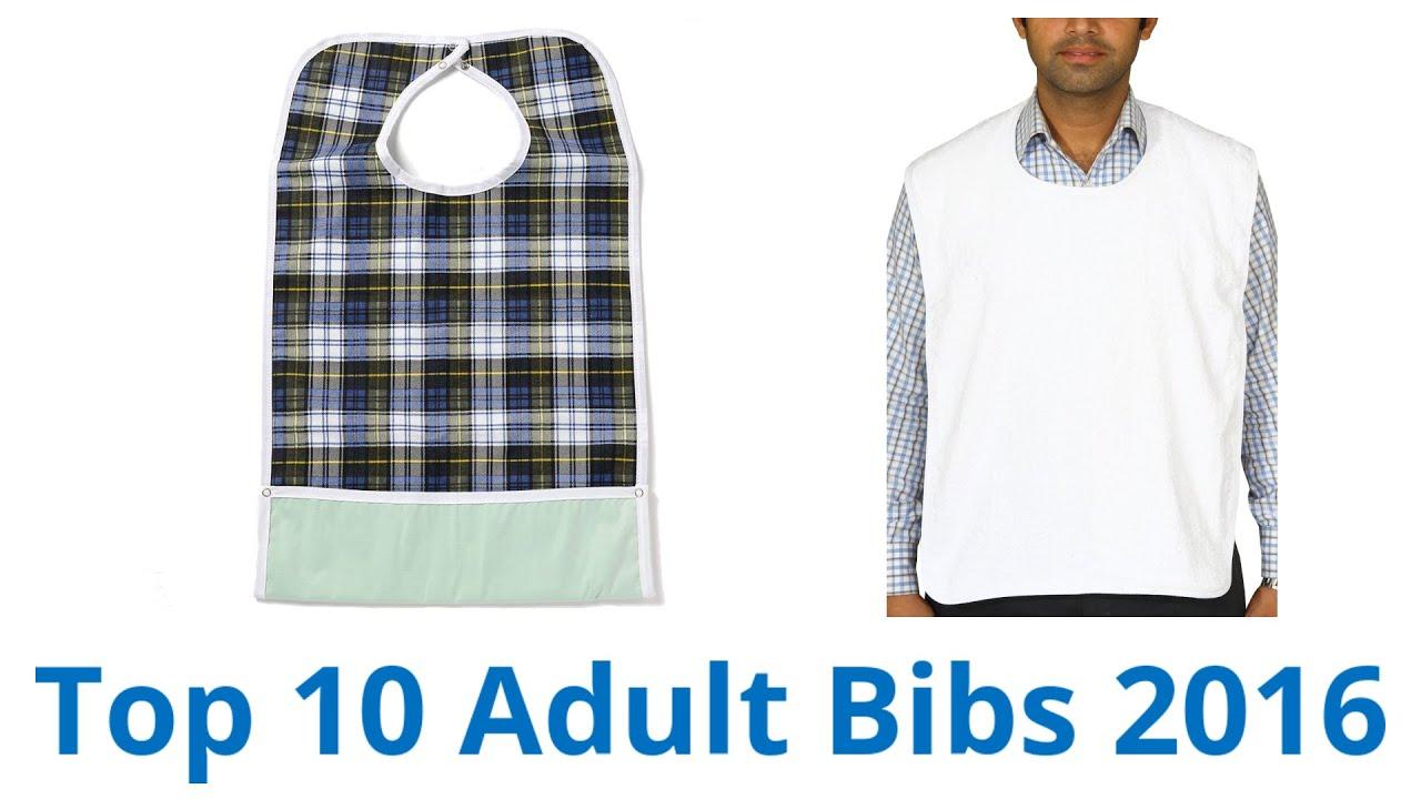 10 Best Adult Bibs 2016