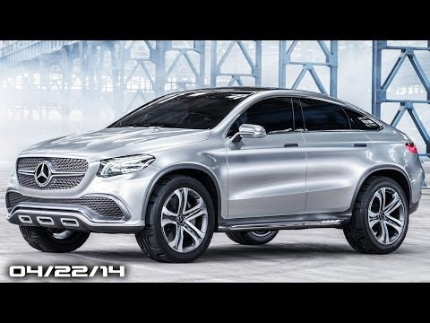 Mercedes X6 Competitor, BMW Vision Future Concept, 400-hp Volkswagen Golf - Fast Lane Daily