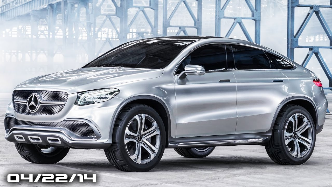 Mercedes X6 Competitor Bmw Vision Future Concept 400 Hp Volkswagen Golf Fast Lane Daily
