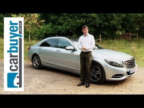 New Mercedes S-Class saloon 2014 review - CarBuyer