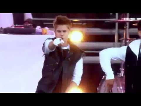 Justin Bieber  Baby Live in Oslo - May 30th 2012