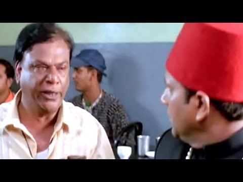 Hyderabadi Bakra Movie || Hilarious Comedy Scenes At Hotel
