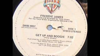 Freddie james - get up and boogie -1979 .wmv