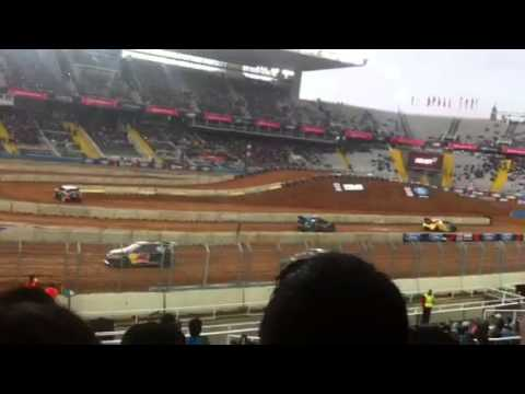 [X Games Barcelona] Rally cross Ken Block