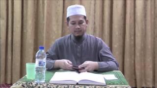 # 23 Pengajian Kitab Al-Muwafaqat: Dr Ahmad WIfaq Mokhtar 25/12/2016