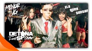 MC Menor Da VG - Medley 2015 - (Áudio Oficial) - DETONA FUNK SP
