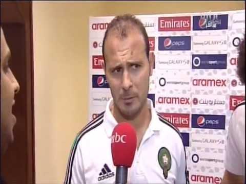 Arab Cup 2012 : Déclarations après match Maroc vs Bahreïn 4-0 (0-4 المغرب البحرين)