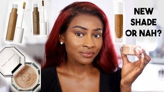 THE TRUTH| FENTY PRO FILT'R CONCEALER AND SETTING POWDER |  24HR  WEAR NOT SPONSORED REVIEW