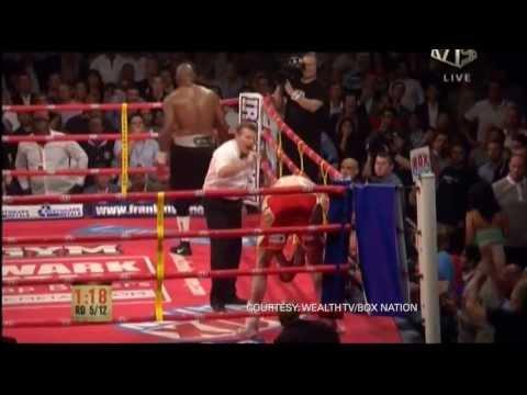 Tony Thompson TKOs David Price Again Is Price Finished