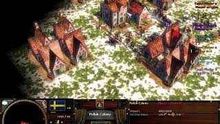 Swedish in Age of Empires 3 | Wars of Liberty