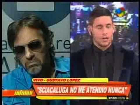 """Gustavo López disparó nuevamente contra Anello: Me dolió que haya subido al escenario y diga Ganamos"""""""