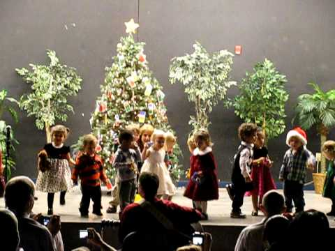 Old Spanish Trail School Xmas Recital - Javelinas & Prairie Dogs
