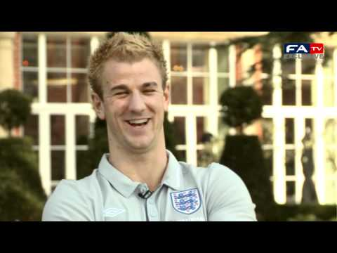 FATV Five A Side - Joe Hart & Joleon Lescott