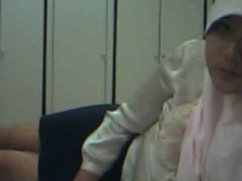 Muslimah Jilbab Hijab Crossdressing From Malaysia And Indonesia video