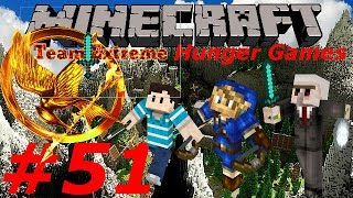 Minecraft Team Extreme Hunger Games #51- Killing Famous People