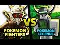 Pokemon Fighters EX vs Pokemon Legends (Pick A Side) MP3
