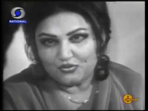 Dilip Kumar in conversation with Mallika E Tarannum Noorjehan...