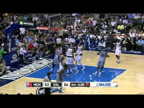 Memphis Grizzlies Vs Dallas Mavericks 15 April 2013 - NBA CIRCLE Highlights http://www.nbacircle.com