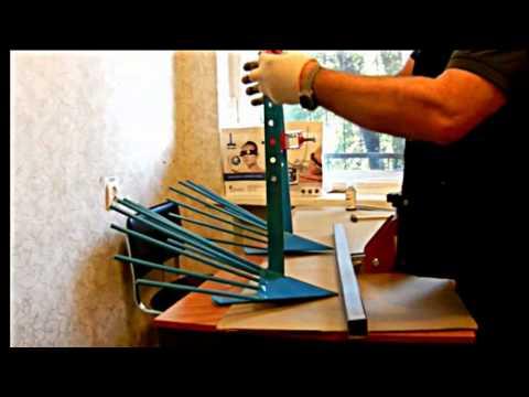 Как сделать ручную картофелекопалку своими руками