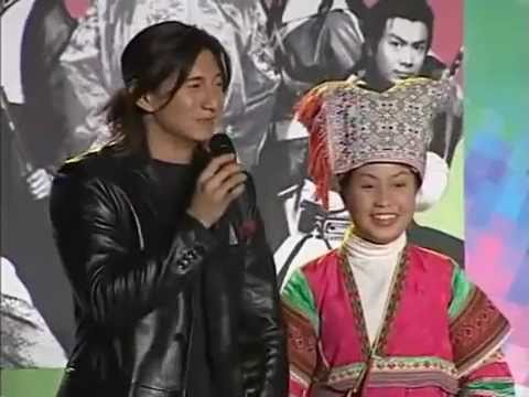 Chinese Actor Nicky Wu trying to learn Hmong song