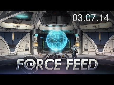SWTOR Player Housing, DS2 PC Release, EQN Landmark (Force Feed)