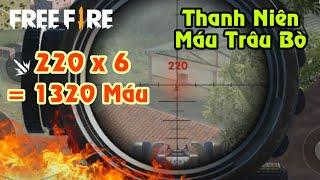 [Garena Free Fire] TOP 1 20 KILL SOLO SQUAD Cực Căng | Sỹ Kẹo