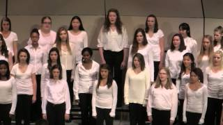 "MVHS Concert Choir - ""Bonse Aba""  arranged by Victor C. Johnson"